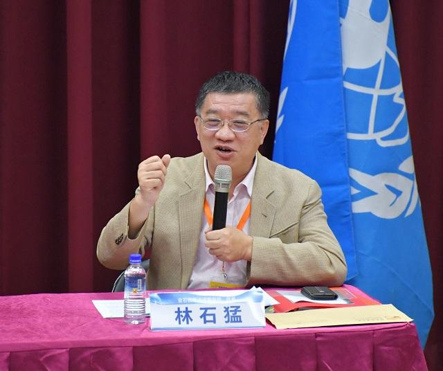 金石國際法律事務所所長林石猛律師表示,台灣的萬年稅單,是法治國之恥!