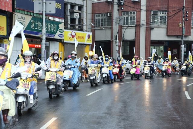 20180308新聞陳抗_a4942二二八人走上街頭籲終止稅法228 3.JPG