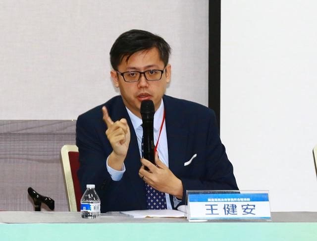 王健安談到,81年綜合所得稅之判決,顯然存在與其他判決歧異之情況。在前後年度處分均已遭撤銷之情況下,81年綜合所得稅案件自有重為處理之「必要」。